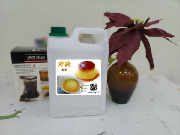 焦糖糖漿-津綺果汁批發