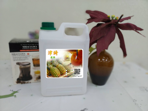鳳梨果漿-津綺果汁批發